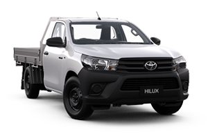 2017 Hilux Workmate  4x2