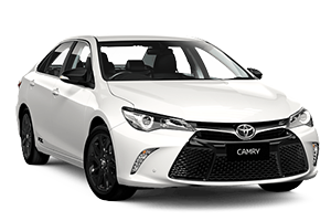 Camry RZ- Special Edition (demo)