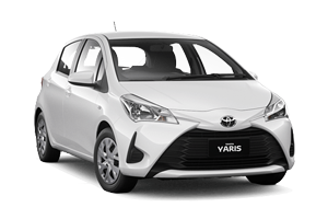2017  Yaris Ascent