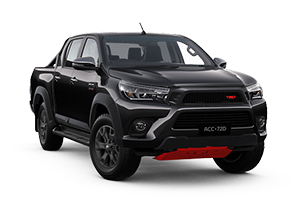 HiLux 4x4 SR5 with TRD Sports Pack% Black