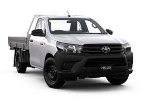 Hilux Workmate 4x2 Manual