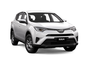 RAV4 GX 2WD Manual