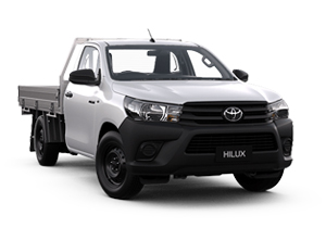 Hilux  Workmate 4x2