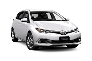 Corolla Ascent Sport