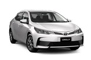 Corolla Ascent