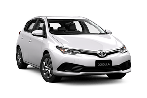 Corolla Ascent  Hatch