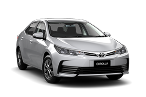 Corolla Ascent Sedan