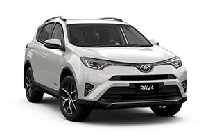 RAV4 AWD GXL