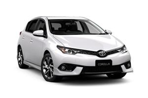 Corolla SX Hatch