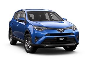 RAV4 2WD GX