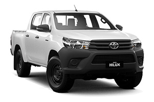 HiLux 4x4 WorkMate Double-Cab