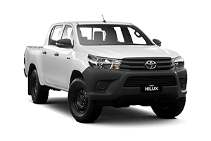 HiLux 4x4 WorkMate