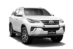 Fortuner Crusade