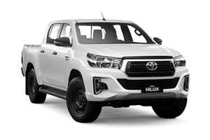 HiLux 4x4 SR (Double-Cab Pick- Up)
