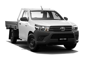 HiLux 4x2 WorkMate (Single -Cab Cab-Chassis)