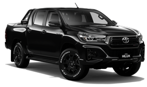 Hilux 4x4 Rogue (Double-Cab Pick-Up)