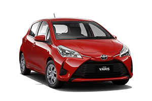 Yaris Ascent - Manual