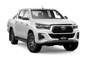 Hilux 4x4 SR5 (Double-Cab Pick-Up)