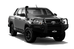 HiLux 4x4 Rugged (Double-Cab Pick-Up - 2019)