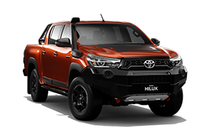 HiLux 4x4 Rugged X (Double-Cab Pick-Up)