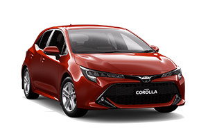 Corolla Hatch SX - Petrol