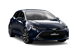 Corolla Hatch ZR Petrol