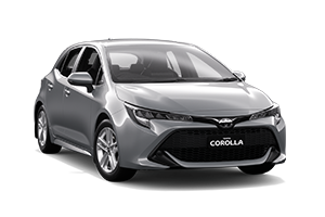 Corolla Hatch | Low finance rate across the range!