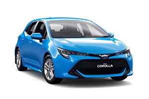 Corolla Hatch Ascent Sport - Hybrid