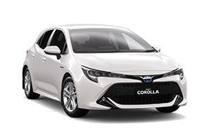 Corolla Hatch SX - Hybrid