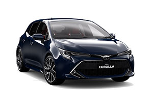 Corolla Hatch ZR - Petrol