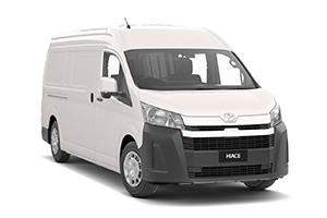 HiAce SLWB Van