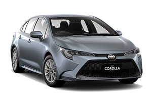 Corolla Sedan Ascent Sport - Petrol