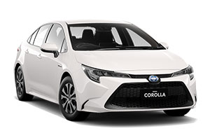 Corolla Sedan Ascent Sport - Hybrid