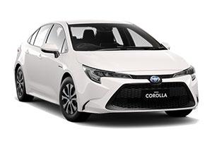 Corolla Sedan Ascent Sport - Hybrid