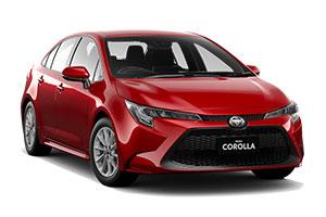 Corolla Sedan SX - Petrol