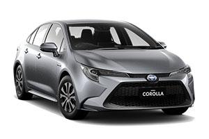 Corolla Sedan SX - Hybrid
