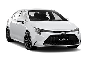 Corolla Sedan ZR - Petrol