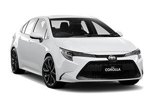 Corolla Sedan ZR - Petrol