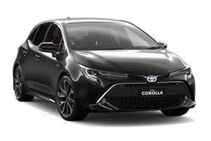Corolla Hatch ZR - Hybrid