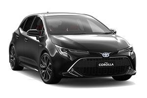 Corolla Hatch ZR - Hybrid