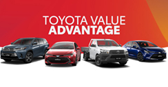 Toyota Value Advantage